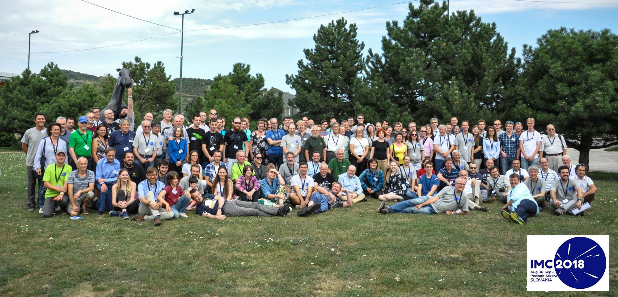 IMC2018 Group Photo